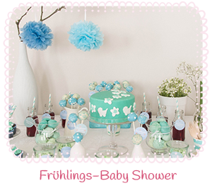 Babyparty ideen galerie baby belly party blog - Baby shower party ideen ...