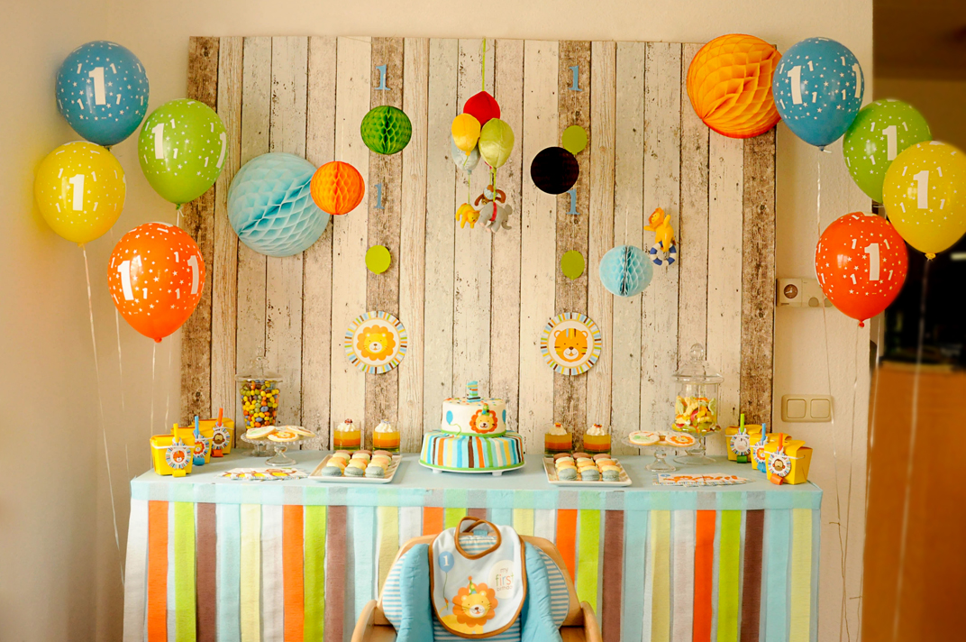 Dekoration Baby Belly Party Blog